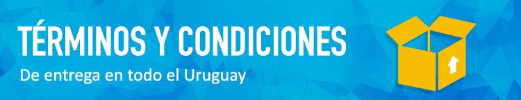 Discriminacion por zonas en todo el Uruguay